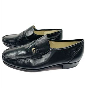 NEW Florsheim Imperial leather loafers shoes 13 E